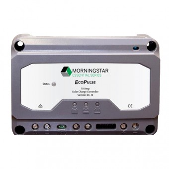 Morningstar EcoPulse 10 AMP Solar Charge Controller - Caravan & RV