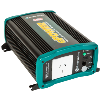 Enerdrive ePOWER 600W Pure Sine Wave Inverter - SALE