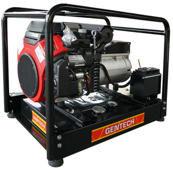 Gentech Honda 10kVA AVR Generator - Manual Start Generators