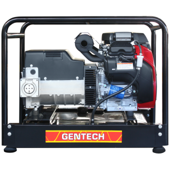 Gentech 3 Phase Honda 12.5kVA Generator - Generators & Power