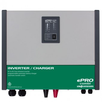 Enerdrive ePRO Inverter / Charger 3500W - Root Catalog
