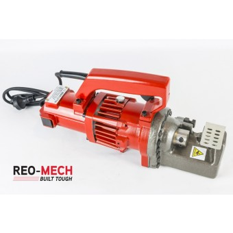 Reo Mech Electric Rebar Cutter 20mm ERC-20 - Rebar Tools