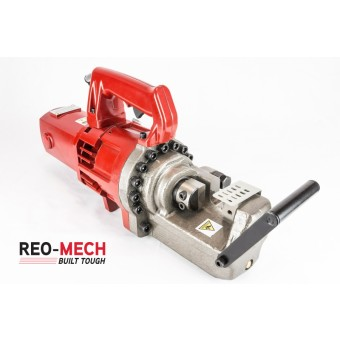 Reo Mech Electric Rebar Cutter 32mm ERC-32 - Rebar Tools