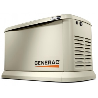 Generac 20kVA Three Phase Gas Standby Generator - Auto Start Generators For Mains Failure