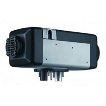 Webasto 12V Diesel Heater Twin Outlet with ducting - Caravan Heaters