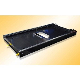 RV Storage Solutions Universal Fridge Slide to suit Portable Fridges: Waeco CFX 95L - Root Catalog