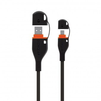 EcoXGear EcoXCable - MircoUSB to USB - Off Grid TV's & Accessories