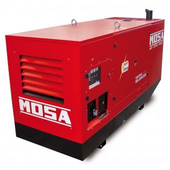 Mosa 275kva Fiat/IVECO Three Phase Diesel Generator GE 275 FSX - 250kVA and Above Three Phase Stationary Diesel Generators