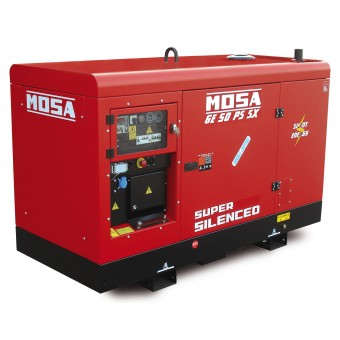 Mosa 51kva Perkins Three Phase Diesel Generator - 50kVA to 250kVA Three Phase Stationary Diesel Generators