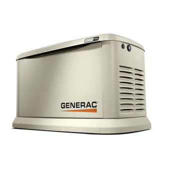 Generac 8kva Gas Standby Generator - Auto Start Generators For Mains Failure