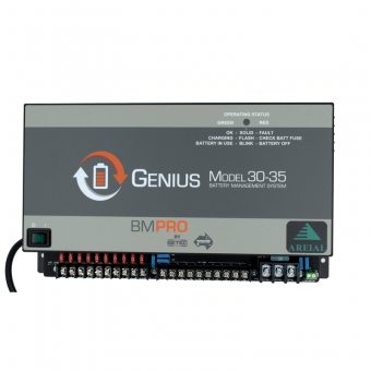 BMPRO Genius 30-35 RV Power Supply - Battery Management Systems