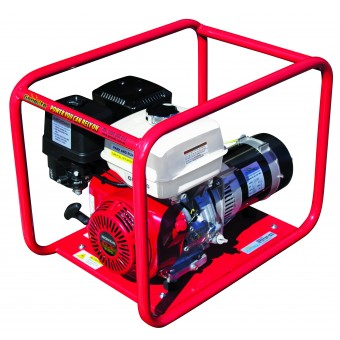 Genelite Honda 6kVA Generator - Portable Petrol Trade Generators - Best Seller