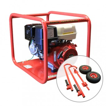 Genelite Honda 8kVA Generator & Wheel Kit Pack - Root Catalog