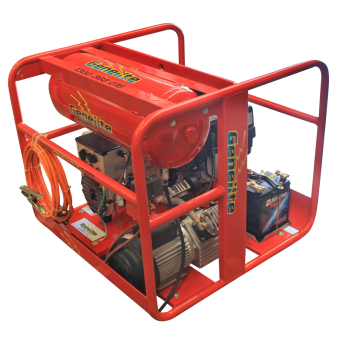 Genelite 7kVA 3 in 1 Larger Welder Generator Workstation, powered by Honda - Root Catalog