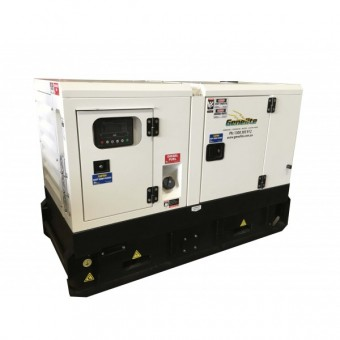 Genelite Heavy Duty 11kva Kubota Three Phase Diesel Generator - Up to 50kVA Three Phase Stationary Diesel Generators