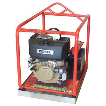 Genelite Diesel 7kVA Mine Spec Generator, Powered by Kohler