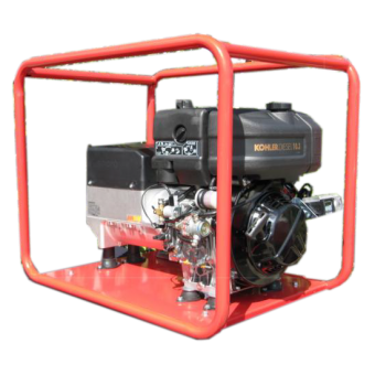 Genelite 7kVA Diesel AC Welder Generator, powered by Kohler - Root Catalog