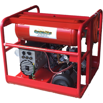 Genelite 7kVA 3 in 1 Diesel Welder Generator Heavy Duty Workstation, powered by Kohler - Root Catalog