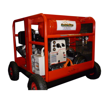 Genelite 7kVA 3 in 1 Diesel Welder Generator Heavy Duty Workstation, powered by Kohler, BMA Certified Outlets - Root Catalog