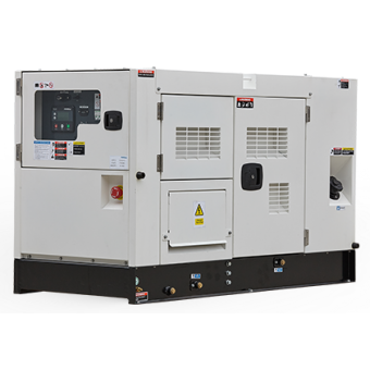 10kVA to 50kVA Range Three Phase Stationary Generators