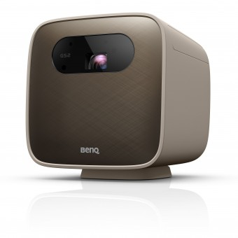 BenQ GS2 Wireless Portable LED Projector for Outdoor Entertainment - Portable Caravan & Camping Projectors