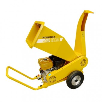 Crommelins Robin 14.0hp Wood Chipper with Safety Pack - Groundcare, Concreting & Tools