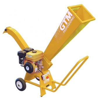 Crommelins Robin 7.0hp Wood Chipper - Groundcare, Concreting & Tools