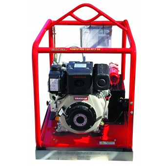 Genelite Diesel 4.5kVA Mine Spec Generator, Powered by Yanmar - Mine Specification Diesel Generators