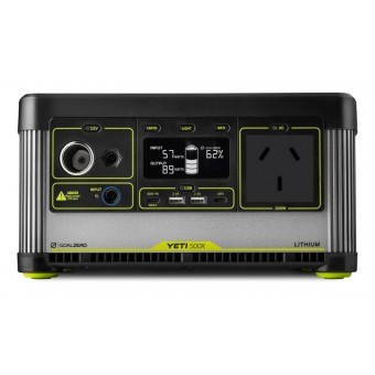 Goal Zero Yeti 500X Lithium Portable Power Station - SALE