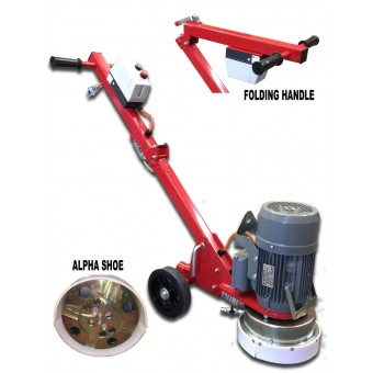 Hoppt 3HP Cub Floor Grinder - 250mm - Concreting & Compaction SALE