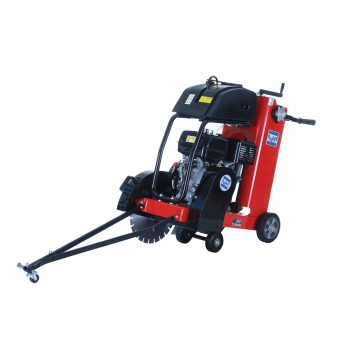 Hoppt Concrete Saw Petrol Honda GX390 - 400mm - Concrete Cutters