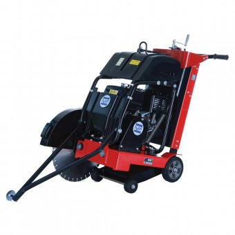 Hoppt Concrete Saw Petrol Honda GX390 - 500mm - Groundcare, Concreting & Tools SALE