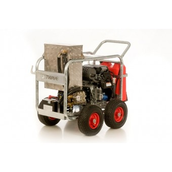 Jetwave Senator, Petrol GX Honda Elec Start Pressure Washer, 4000PSI - Pressure Washers & Pumps SALE