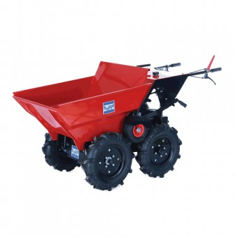 Hoppt 4WD Terrain Loader Petrol Honda GXV160 - Groundcare Equipment Tool - Best Seller