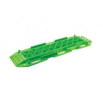 Hulk 4X4 Nylon Recovery Tracks 4X4 Green, 2 Pack - Root Catalog