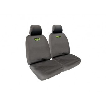 Hulk 4X4 Front Seat Covers - Root Catalog