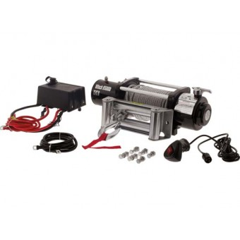 Hulk 4X4 Electric 4X4 Winch 4,300kg - Recovery, Tools & Other