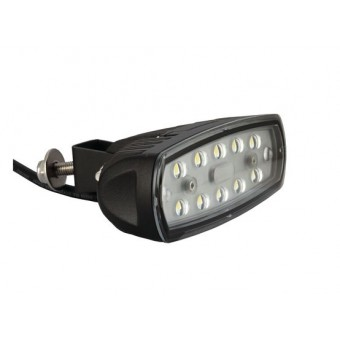 Hulk 4X4 12 LED Worklamp Wide Flood Beam - Root Catalog