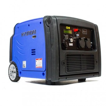 Hyundai HY3200SEi 3200w Inverter Generator  - Recreational Generators