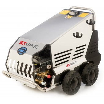 Jetwave Hynox 200, 15 L/pm, 3000PSI Professional Hot Water Cleaner - Pressure Washers & Pumps