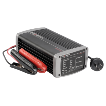 Projecta 12V Automatic 10A 7 Stage Battery Charger - 12V AC to DC Battery Chargers