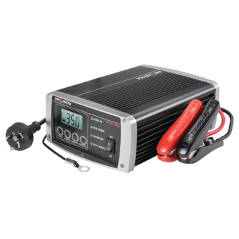 Projecta 12V Automatic 35A 7 Stage Battery Charger - AC to DC Battery Chargers