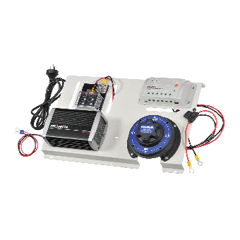 Projecta 12V 7A Power Management Board - Battery Management Systems
