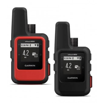 Garmin inReach Mini Satellite Communicator - 4x4 Radio/UHF