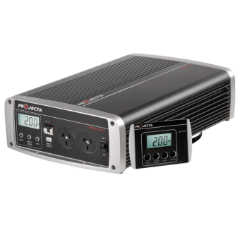 Projecta 12V 2000W Intelli-Wave Pure Sine Wave Inverter - Root Catalog