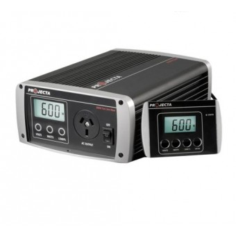 Projecta 12V 600W Intelli-Wave Pure Sine Wave Inverter - Root Catalog