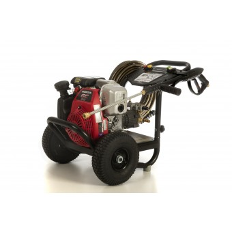 Jetwave Black GC, Petrol GC Honda Pressure Washer, 3300 PSI - SALE