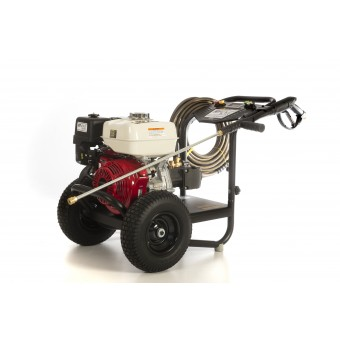 Jetwave Black GX, Petrol GX Honda Pressure Washer, 4000 PSI - Root Catalog