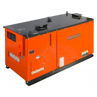 Kubota 33kva Three Phase Diesel Generator KJ-T300 - Up to 50kVA Three Phase Stationary Diesel Generators