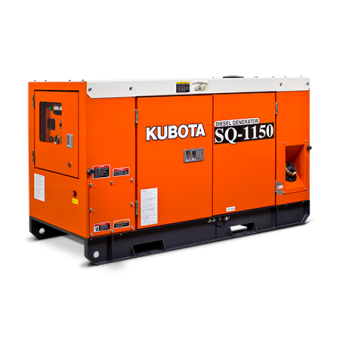 Kubota 15kva Single Phase Diesel Generator SQ1150 - Root Catalog